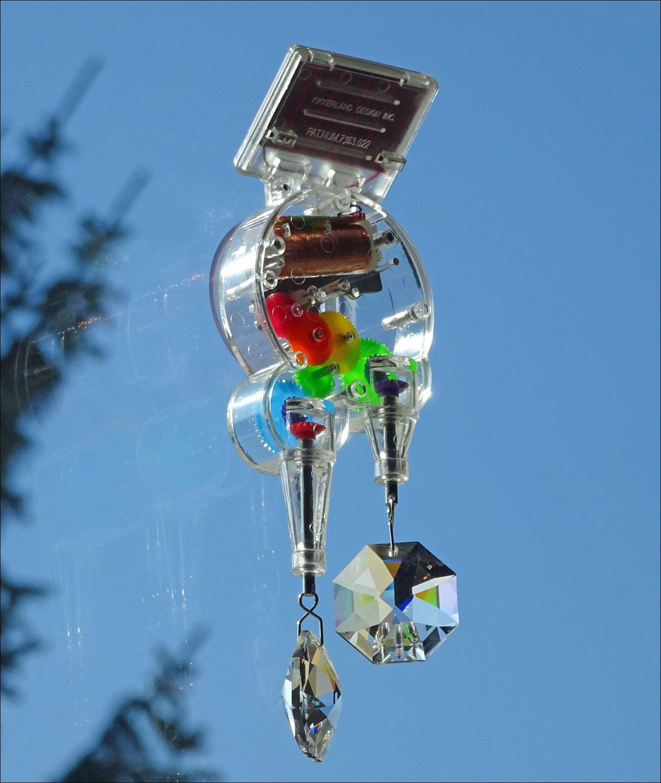 bild der wissenschaft Shop | Swarovski Solar-Regenbogen. | Erlesenes ...