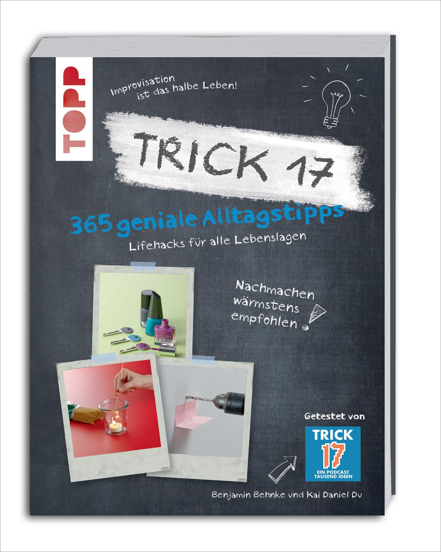 bild der wissenschaft shop trick 17 365 geniale alltagstipps erlesenes wissen. Black Bedroom Furniture Sets. Home Design Ideas