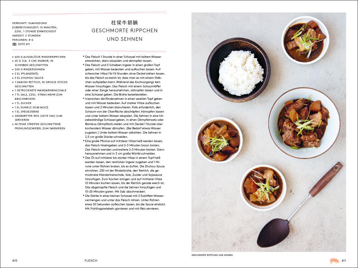 bild der wissenschaft Shop | China - Das Kochbuch. | Erlesenes ...