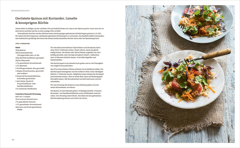 Orientalische Kuche Vegetarisch