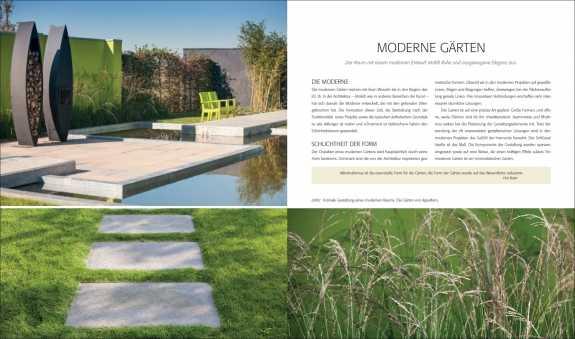 Bild der wissenschaft shop inspirationsbuch for Gartengestaltung joanna