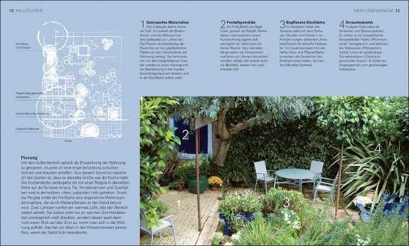Kleine Garten Grose Wirkung Gestaltungsideen | Ocaccept.Com
