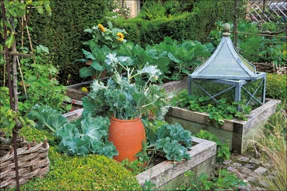 gartengestaltung mit hochbeet – rekem, Garten Ideen