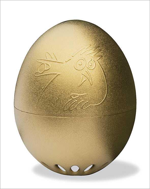 Golden ei die singende eier uhr - Eier weich kochen zeit ...