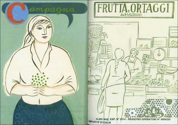 La cucina verde. Die schönsten italienischen Gemüserezepte