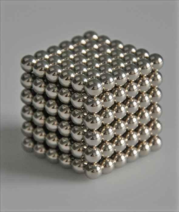 wissenschaftliche geschenkideen magnet w rfel puzzle mit 216 neodym magnetkugeln. Black Bedroom Furniture Sets. Home Design Ideas