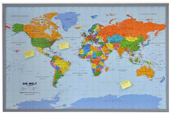 Entdecken Sie die Welt!